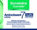 Acheter Somatoline Cosmetic Amaincissant 7 Nuits Crème 400ml à GUJAN-MESTRAS