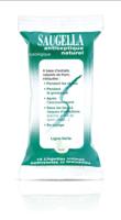 SAUGELLA ANTISEPTIQUE Lingette hygiène intime Paquet/15 à GUJAN-MESTRAS