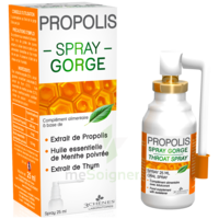 3 Chenes Propolis Spray Gorge Fl/25ml à GUJAN-MESTRAS