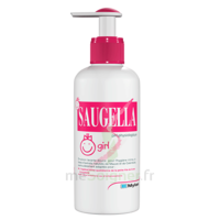 SAUGELLA GIRL Savon liquide hygiène intime Fl pompe/200ml à GUJAN-MESTRAS