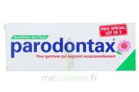 PARODONTAX DENTIFRICE GEL FLUOR 75ML x2 à GUJAN-MESTRAS