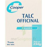 COOPER TALC, bt 250 g à GUJAN-MESTRAS
