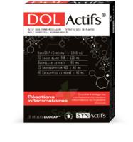 Synactifs Dolactifs Gélules duocaps B/15 à GUJAN-MESTRAS