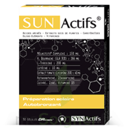 Synactifs Sunactifs Gélules B/30 à GUJAN-MESTRAS