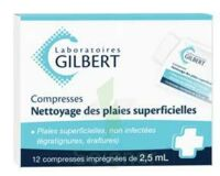 PHARMADOSE COMPRESSES PLAIES SUPERFICIELLES, bt 12 à GUJAN-MESTRAS