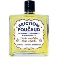 Foucaud Lotion friction revitalisante corps Fl verre/100ml vintage à GUJAN-MESTRAS