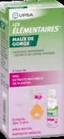 Les Elementaires Spray Buccal Maux De Gorge Enfant Fl/20ml à GUJAN-MESTRAS