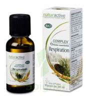 Naturactive Respiration Complex Huiles Essentielles Bio 30ml à GUJAN-MESTRAS