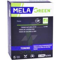 Synactifs Melagreen  Bio Gélules B/15 à GUJAN-MESTRAS