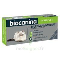 Biocanina Multivermyx Comprimés Vermifuge Chat B/2 à GUJAN-MESTRAS