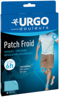 Urgo Patch Froid 6 Patchs à GUJAN-MESTRAS