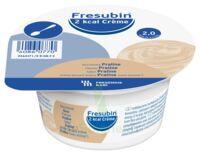 Fresubin 2kcal Creme Sans Lactose Nutriment PralinÉ 4pots/200g à GUJAN-MESTRAS