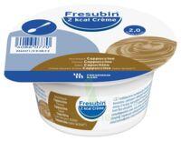 Fresubin 2kcal Crème sans lactose Nutriment cappuccino 4 Pots/200g à GUJAN-MESTRAS