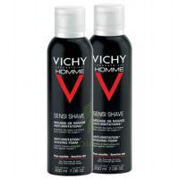 VICHY mousse à raser peau sensible LOT à GUJAN-MESTRAS