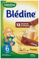 Blédine Vanille/Cacao 12 dosettes de 20g à GUJAN-MESTRAS