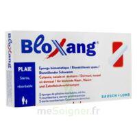 BLOXANG Eponge de gélatine stérile hémostatique B/5 à GUJAN-MESTRAS