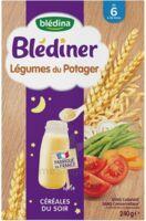 Blédîner Céréales Légumes du potager 240g à GUJAN-MESTRAS