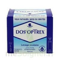 DOS'OPTREX S lav ocul 15Doses/10ml à GUJAN-MESTRAS