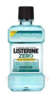 Listerine Zéro Bain bouche 250ml à GUJAN-MESTRAS
