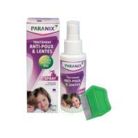 Paranix Solution antipoux Huiles essentielles 100ml+peigne à GUJAN-MESTRAS