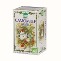 Romon Nature Simples Camomille Bio Tisane 20 Sachets à GUJAN-MESTRAS