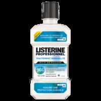Listerine Professionnel Bain bouche traitement sensibilité 500ml à GUJAN-MESTRAS