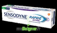 Sensodyne Rapide Pâte dentifrice dents sensibles 75ml à GUJAN-MESTRAS