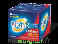 Bion 3 Défense Junior Comprimés à croquer framboise B/30 à GUJAN-MESTRAS
