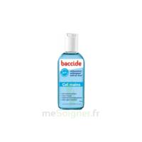 Baccide Gel mains désinfectant sans rinçage 75ml à GUJAN-MESTRAS
