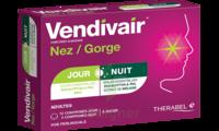 Vendivair Nez/Gorge Comprimés jour et nuit B/12+4 à GUJAN-MESTRAS