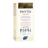 Phytocolor Kit coloration permanente 8 Blond clair à GUJAN-MESTRAS