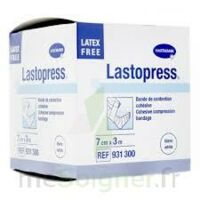 Lastopress® bande de compression cohésive 7 cm x 3 mètres - coloris blanc à GUJAN-MESTRAS