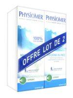 Physiomer Solution nasale adulte enfant 2*Sprays/135ml à GUJAN-MESTRAS