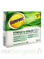 Gerimax Stimule la Vitalité 50+ Comprimé B/30 à GUJAN-MESTRAS