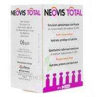 NEOVIS TOTAL Solution ophtalmique lubrifiante pour instillation oculaire 30 unidose 0,4ml à GUJAN-MESTRAS