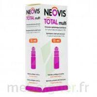 NEOVIS TOTAL MULTI S ophtalmique lubrifiante pour instillation oculaire Fl/15ml à GUJAN-MESTRAS