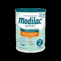 Modilac Expert Actigest 2 Lait poudre B/800g à GUJAN-MESTRAS