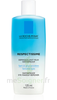 Respectissime Lotion waterproof démaquillant yeux 125ml à GUJAN-MESTRAS