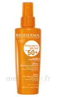 Photoderm Bronz SPF50+ Spray 200ml à GUJAN-MESTRAS