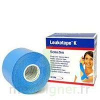 LEUKOTAPE K Sparadrap bleu ciel 5cmx5m à GUJAN-MESTRAS