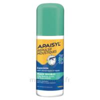 Apaisyl Répulsif Moustiques Emulsion peaux sensibles 90ml à GUJAN-MESTRAS
