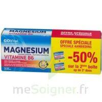 Acheter Govital Magnésium Vitamine B6 Comprimés 2*B/45 à GUJAN-MESTRAS