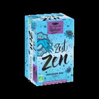 Romon Nature Infusion Zest Zen Bio 16 Sachets à GUJAN-MESTRAS