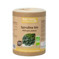 Acheter Nat&Form Eco Responsable Spiruline Bio Comprimés B/200 à GUJAN-MESTRAS