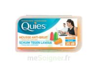 Quies Protection Auditive Mousse Fluo B/6 à GUJAN-MESTRAS