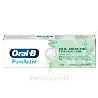 Oral B Pureactiv Dentifrice soin essentiel T/75ml à GUJAN-MESTRAS