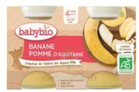 BABYBIO Pot Banane Pomme à GUJAN-MESTRAS