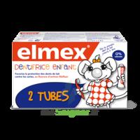 ELMEX DUO DENTIFRICE ENFANT, tube 50 ml x 2 à GUJAN-MESTRAS