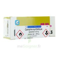 Cooper Camphre Tablettes 250g à GUJAN-MESTRAS