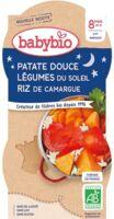 Babybio Bol Bonne Nuit Patate Douce Légumes à GUJAN-MESTRAS